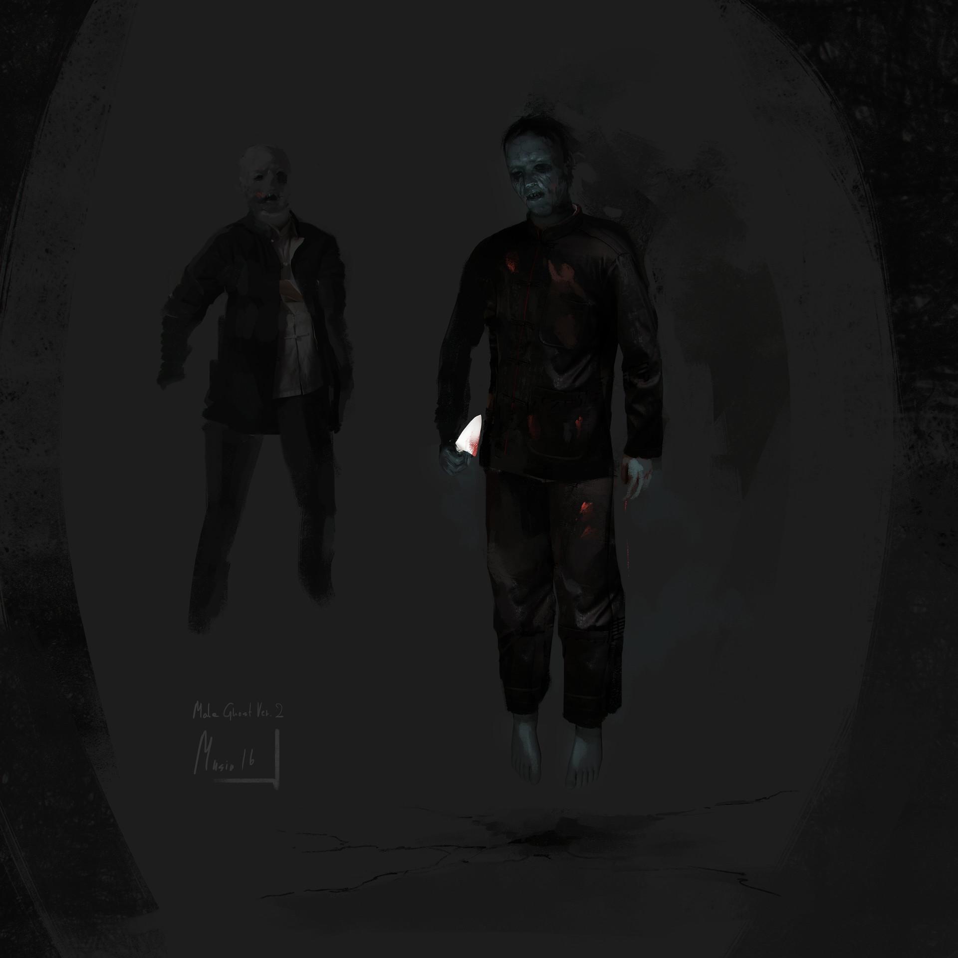 Sergey musin ghosts maleghost conceptart ver2