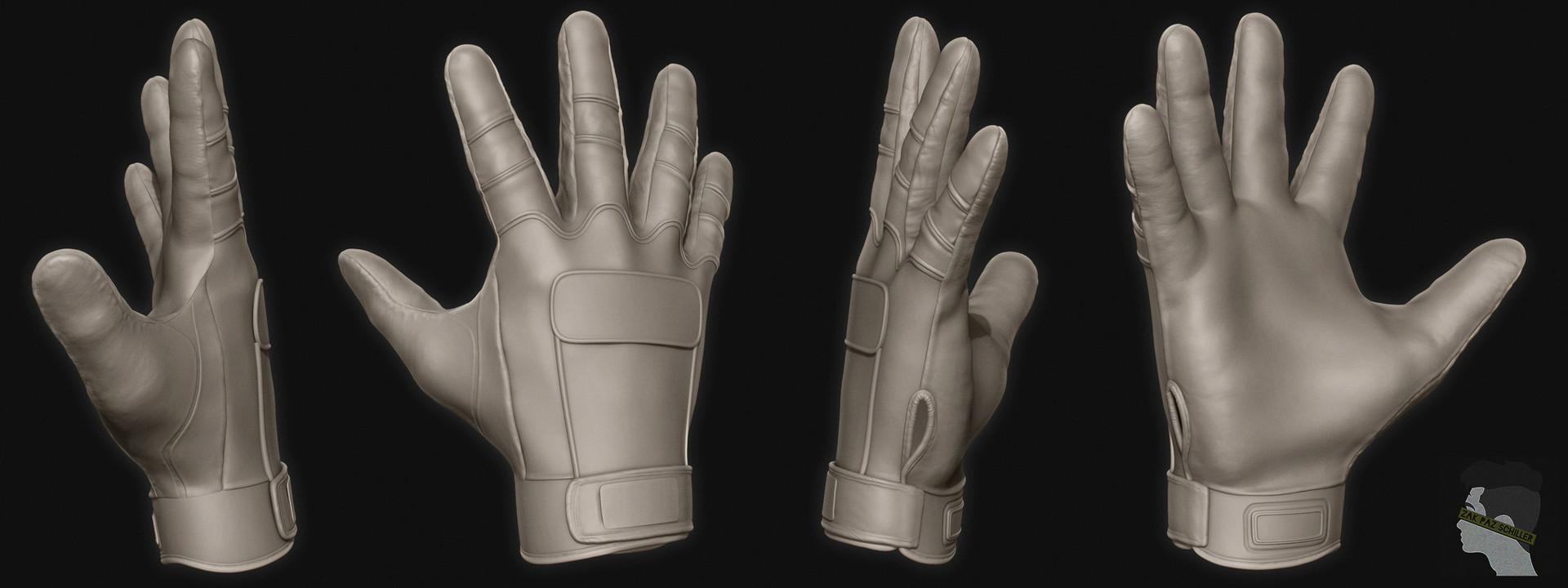 Zak schiller glove sculpt