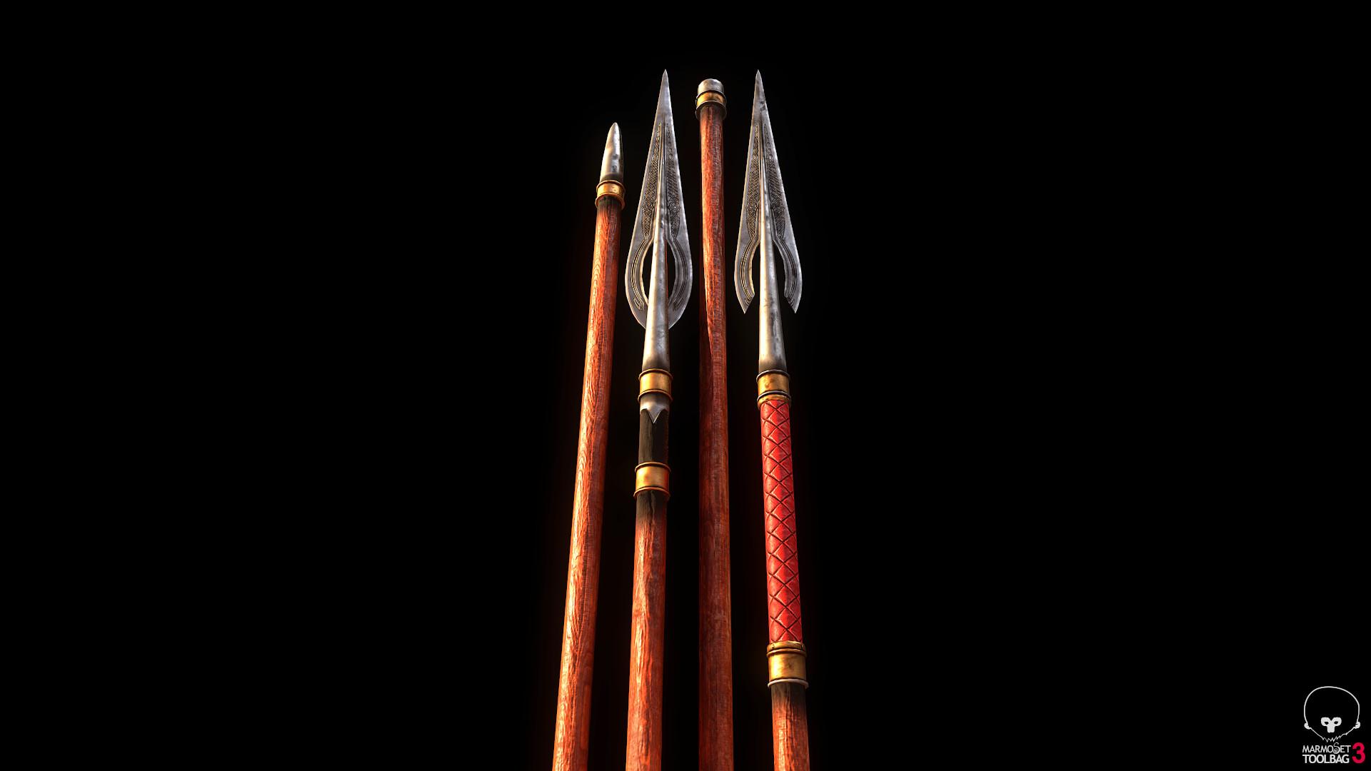Bela csampai s4h rohan spear ornate 01 render mt 01
