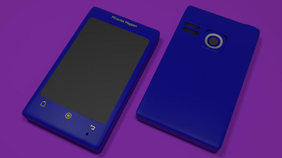 3D Smart Phone