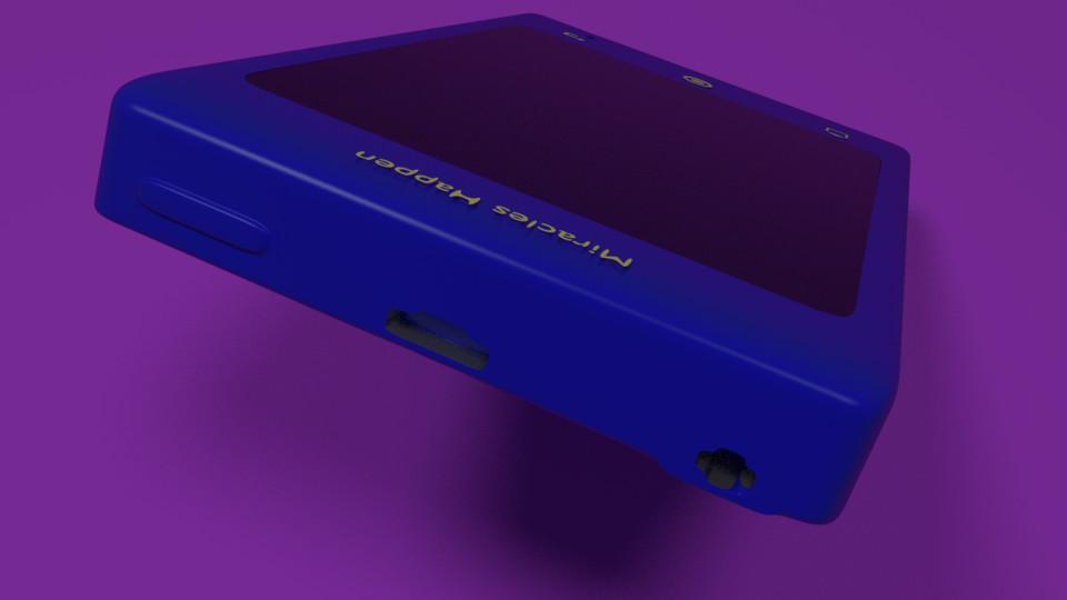 3D Smart Phone, details