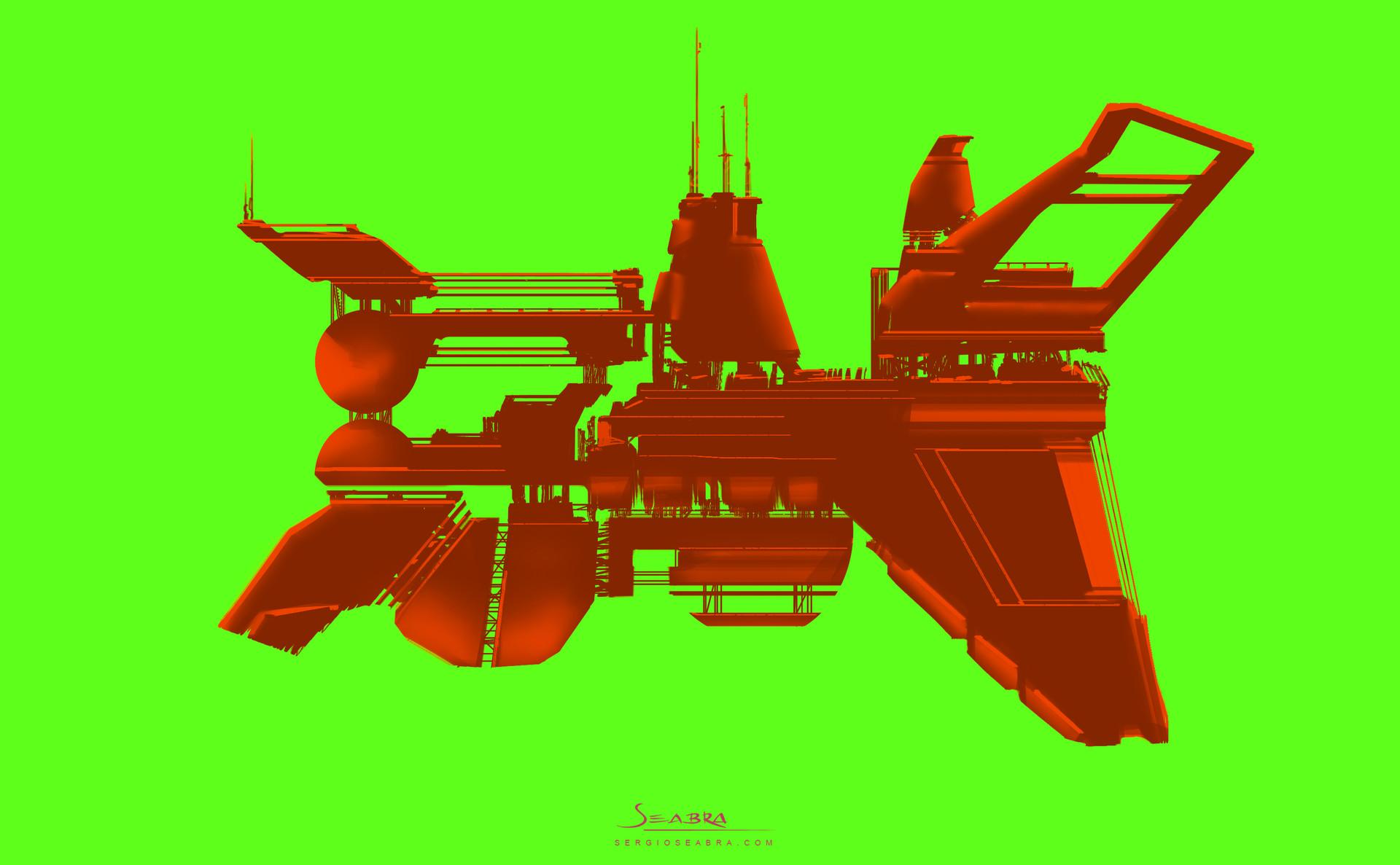 Sergio seabra 2016 spaceship expl ss2