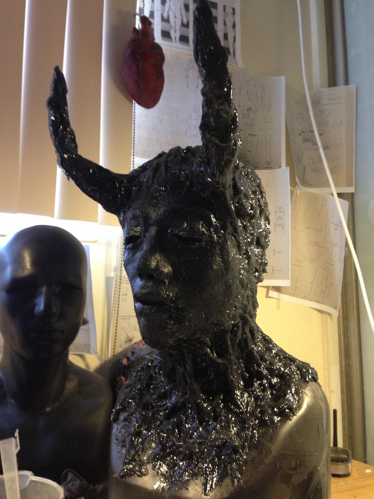 Death Mask - Anino (2013 Silicone Mask)