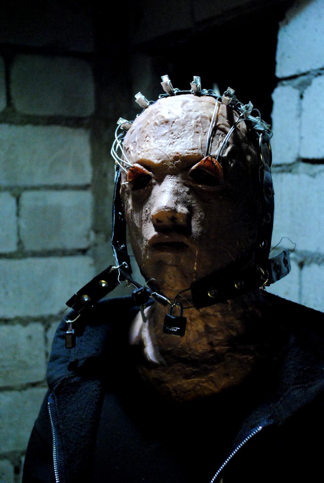 Death Mask - Gouge (2014 Silicone Mask)