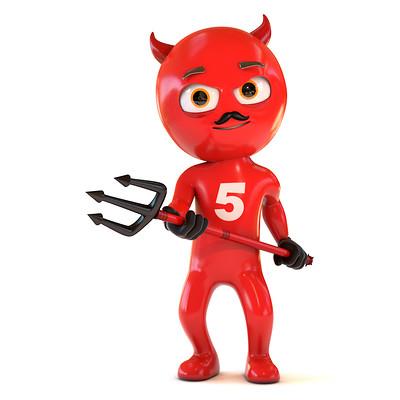 5man Devil