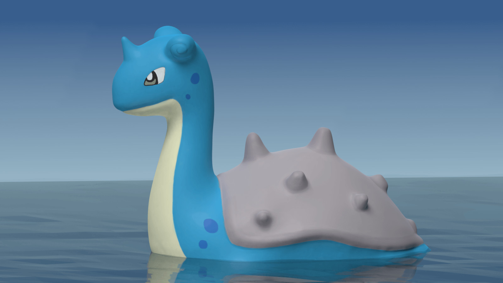 Pokemon 03: Lapras
