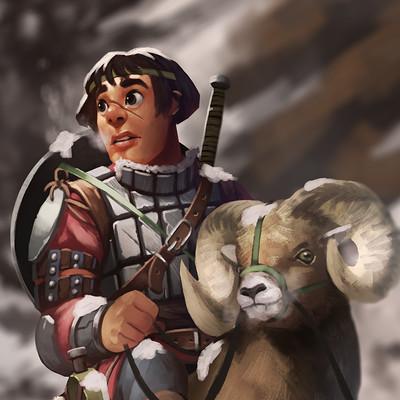 Henry chen goat