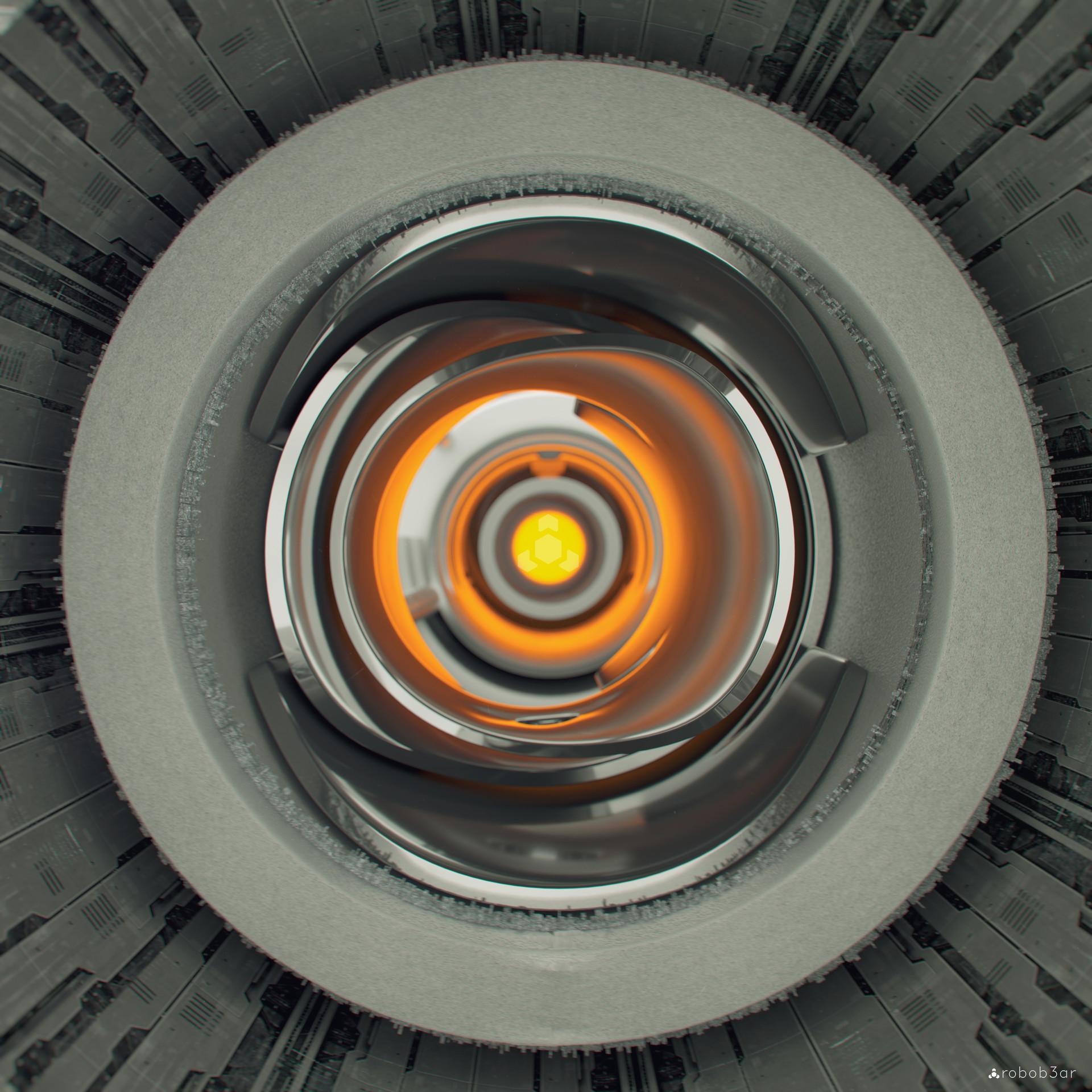 Kresimir jelusic robob3ar 473 inside of lightsaber ps
