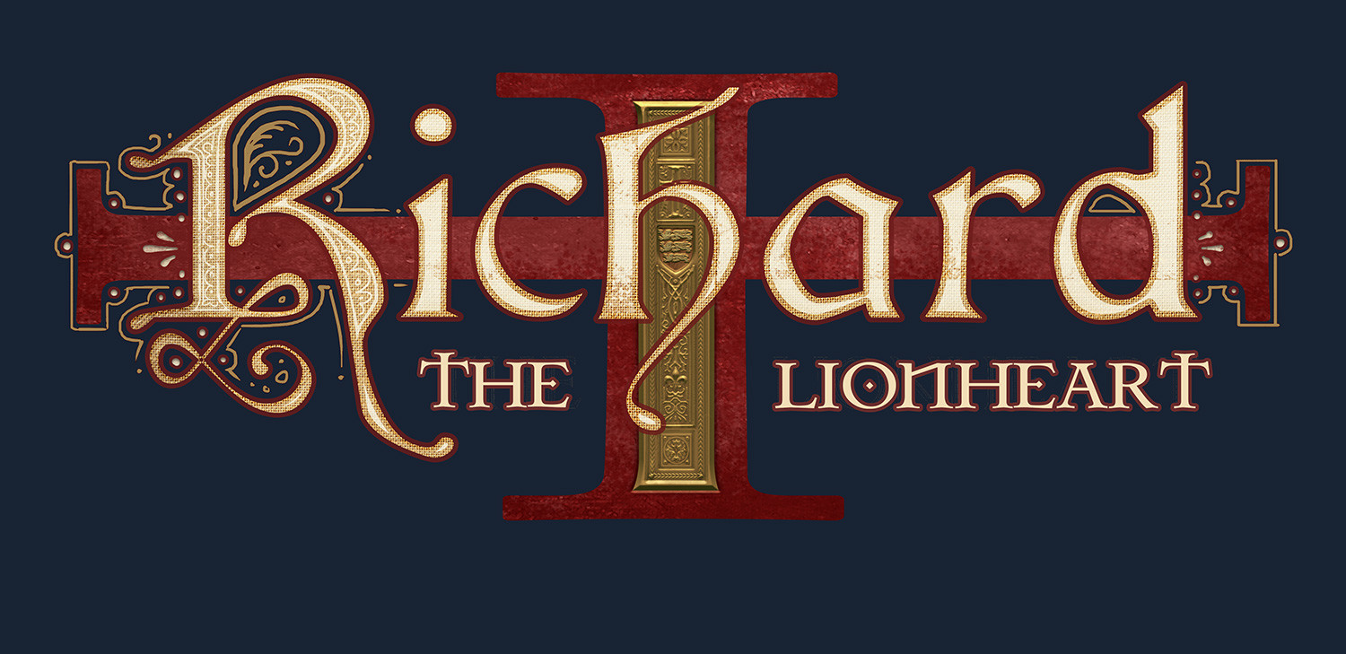 Richard The Lionheart Logo