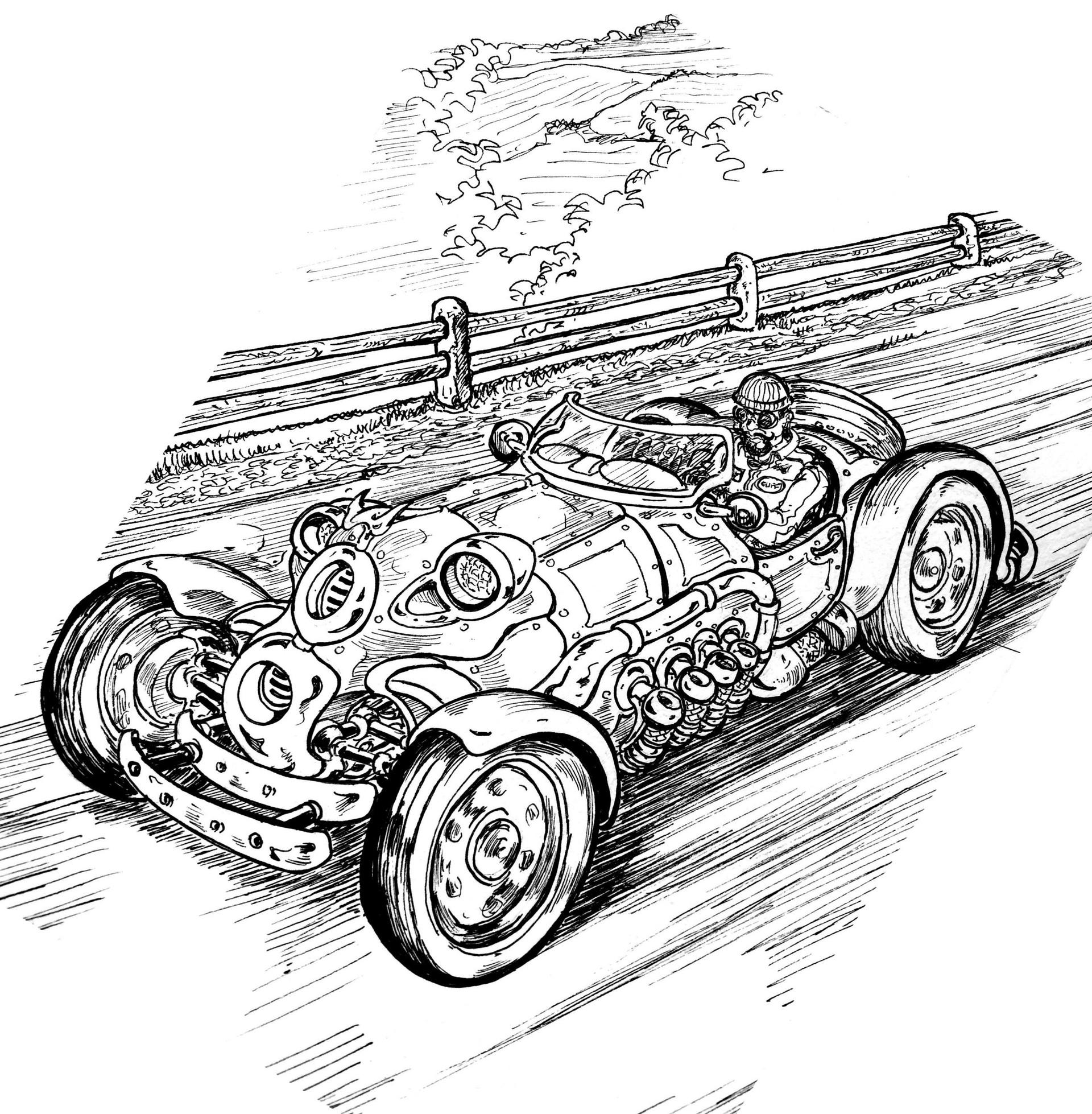 Vincent bryant racer 002