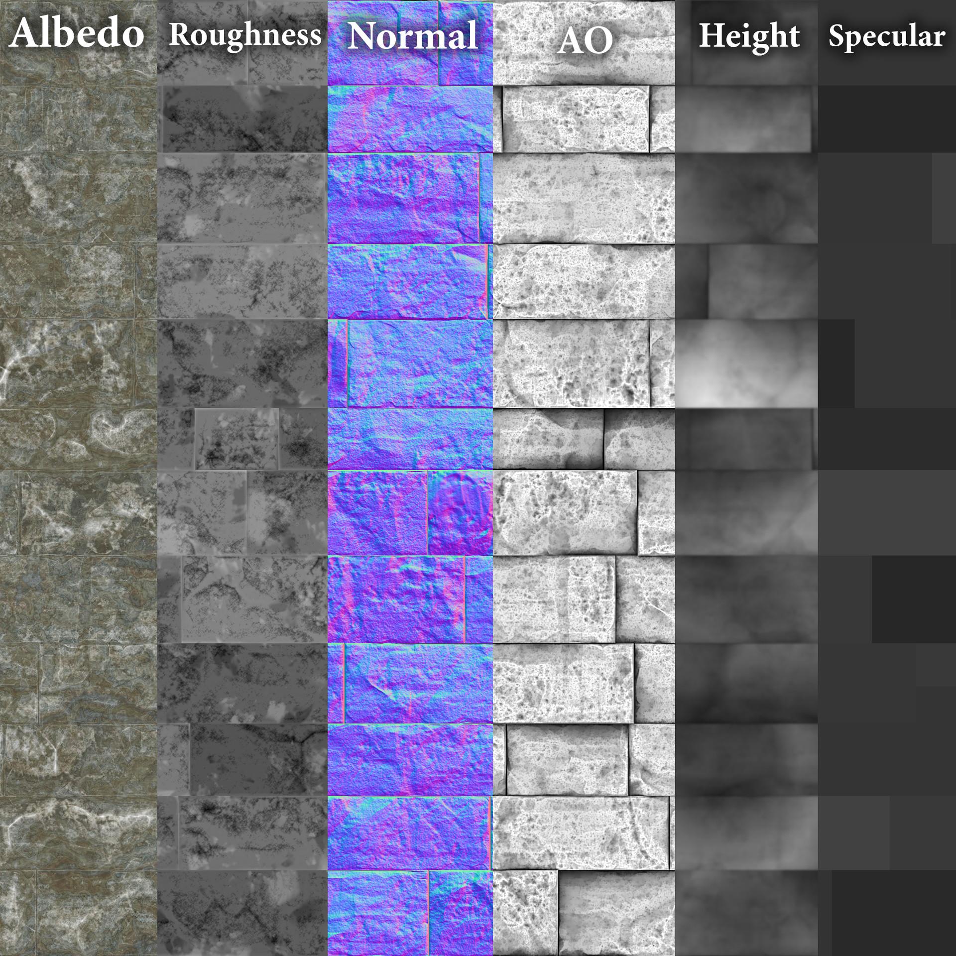 Junliang zhang textures