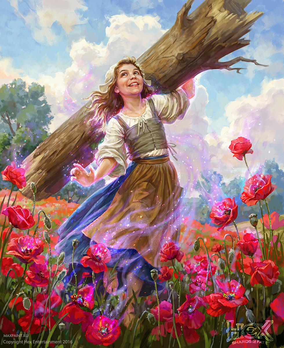 Ekaterina burmak forevers bloom