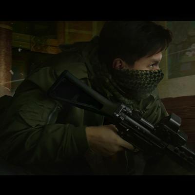 Siewhong lum bandits ambush 01g