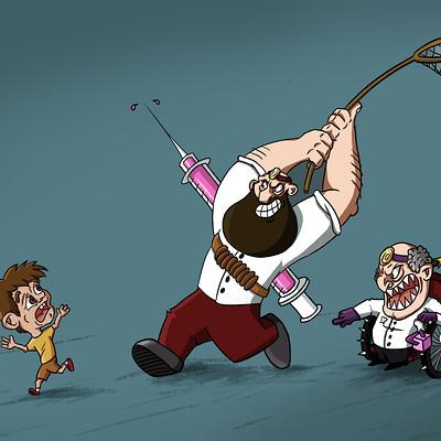 Alberto camacho gordaliza dentista