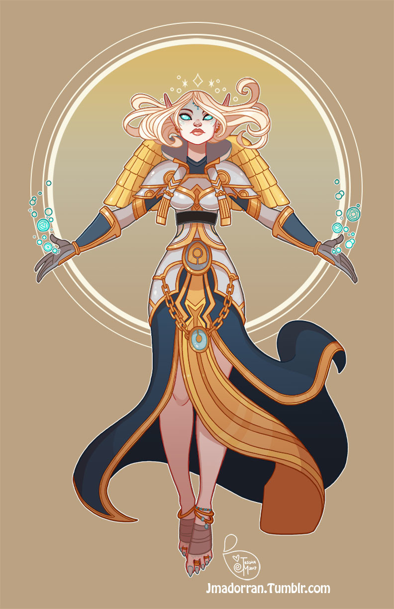 Commissions - World of Warcraft Ladies
