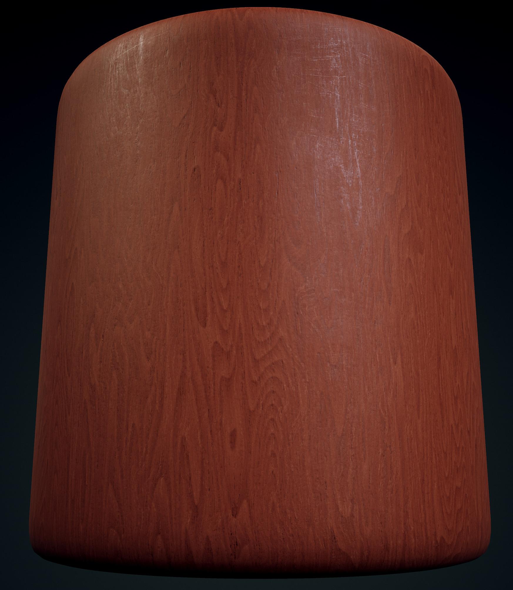 Wyatt reehill substance fine wood 2