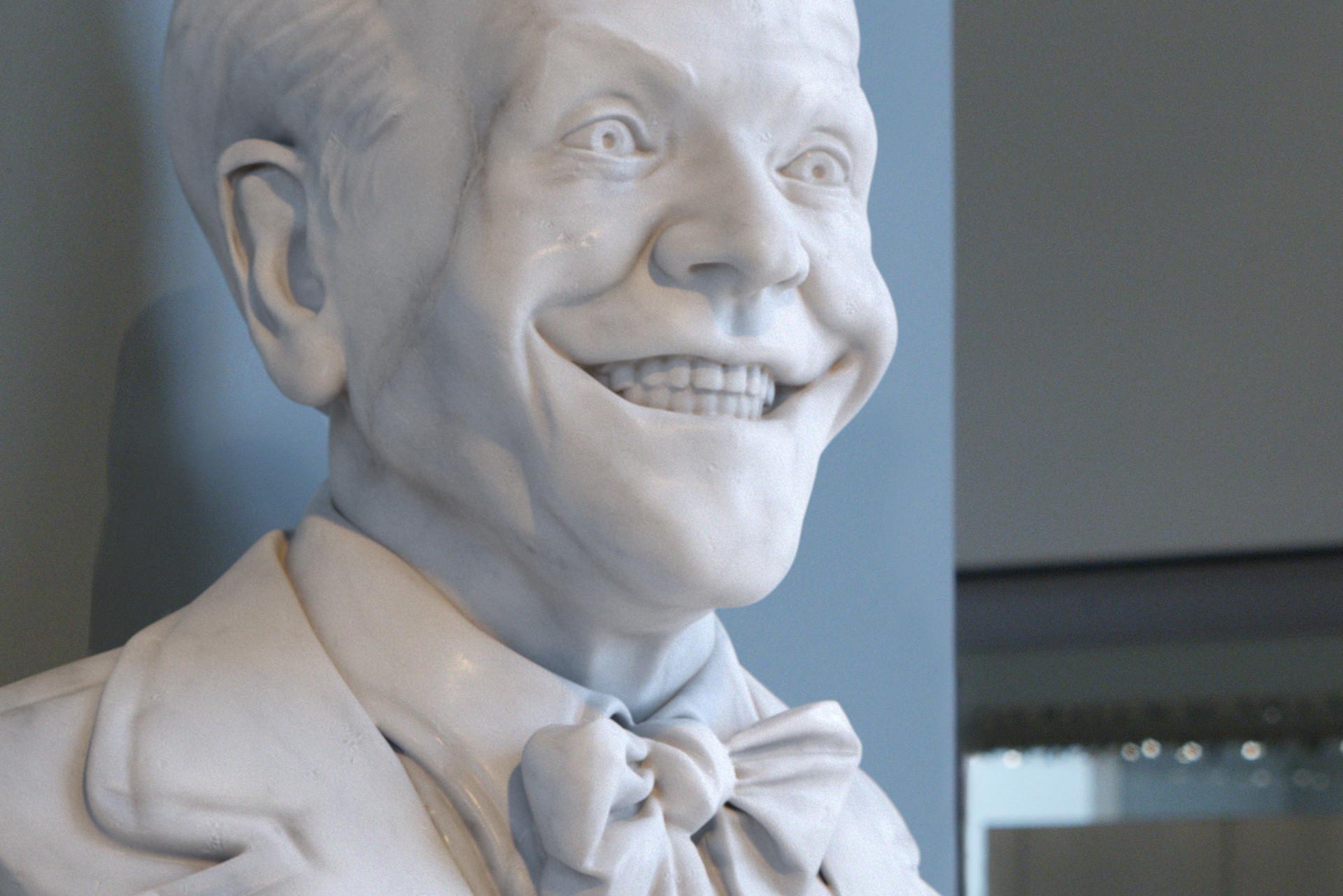 Peter kolus joker closeup