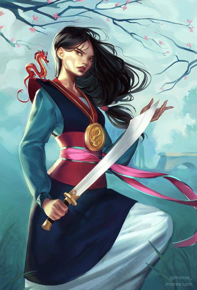 Fa Mulan