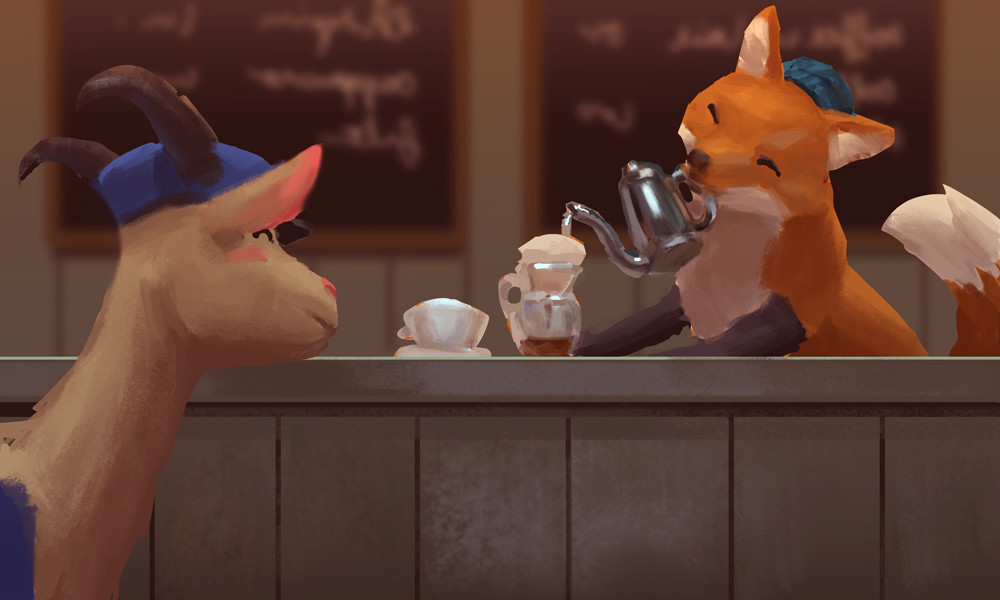 Devin platts coffee fox
