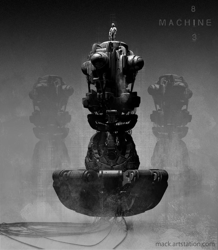 Machine813