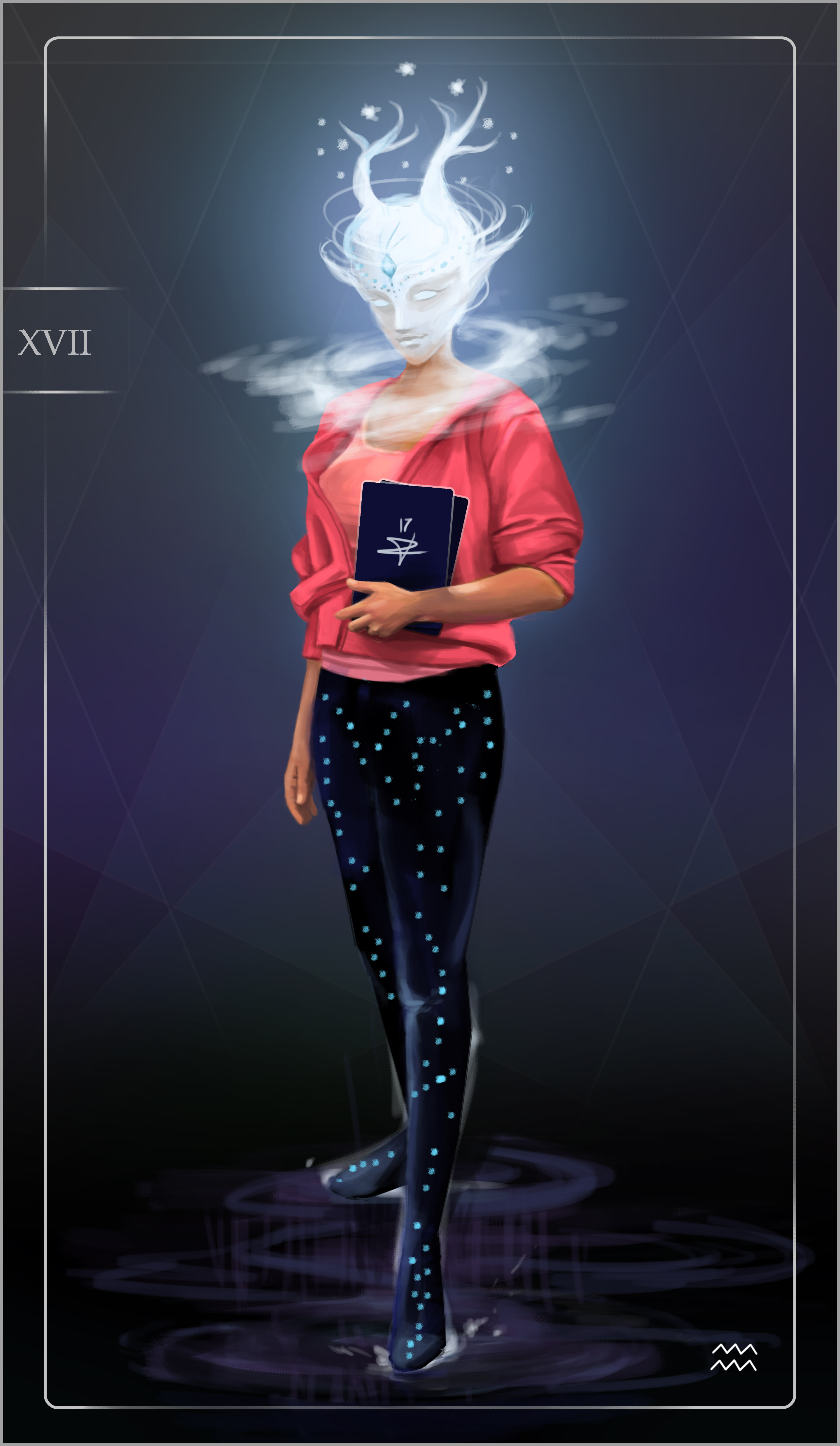 XVII - The Star 