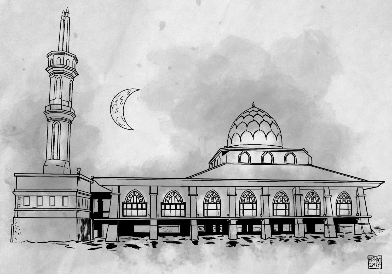 Kuala Perlis Mosque