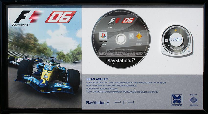 Sony F1 '06 - Team