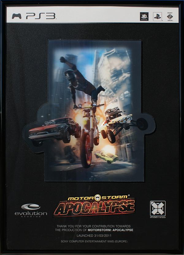Sony (evolution Studios) Motorstorm Apocalypse - Team