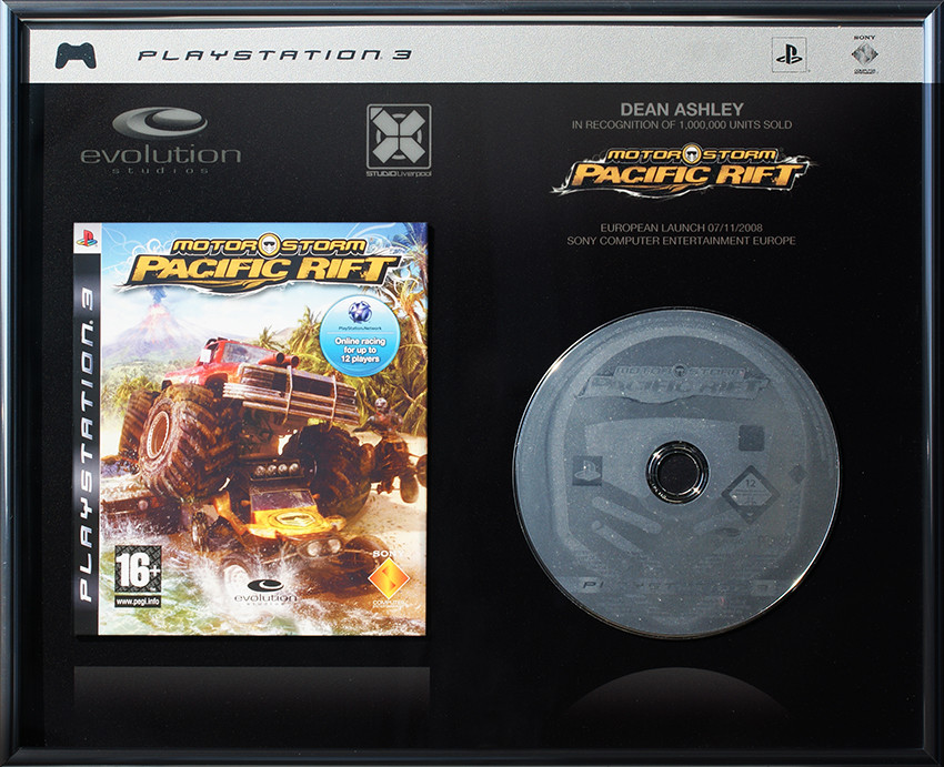 Sony (Evolution Studios)