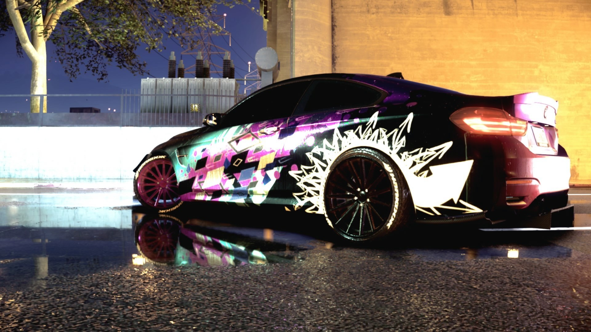 Ancs Dsgn Bmw M4 Full Custom