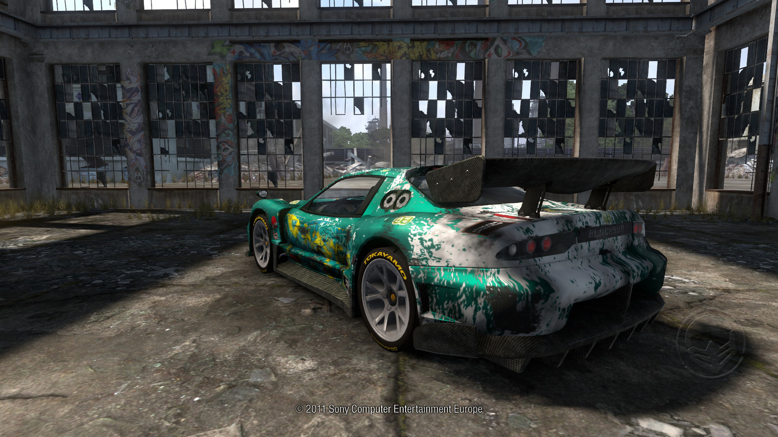 Ozutsu Blacksun J-GT