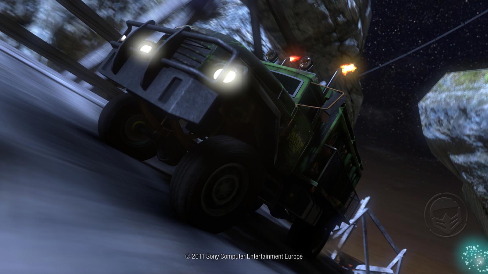 Molotov Shelka (In-game screenshot)