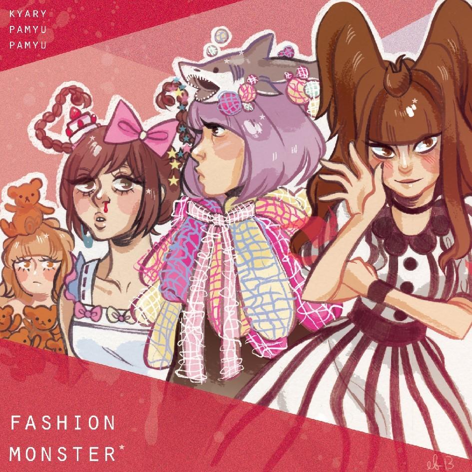 Fashion Monster - YSTK ZINE
