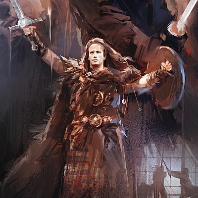 J otto szatmari highlander poster legendoentertainment 01jotto