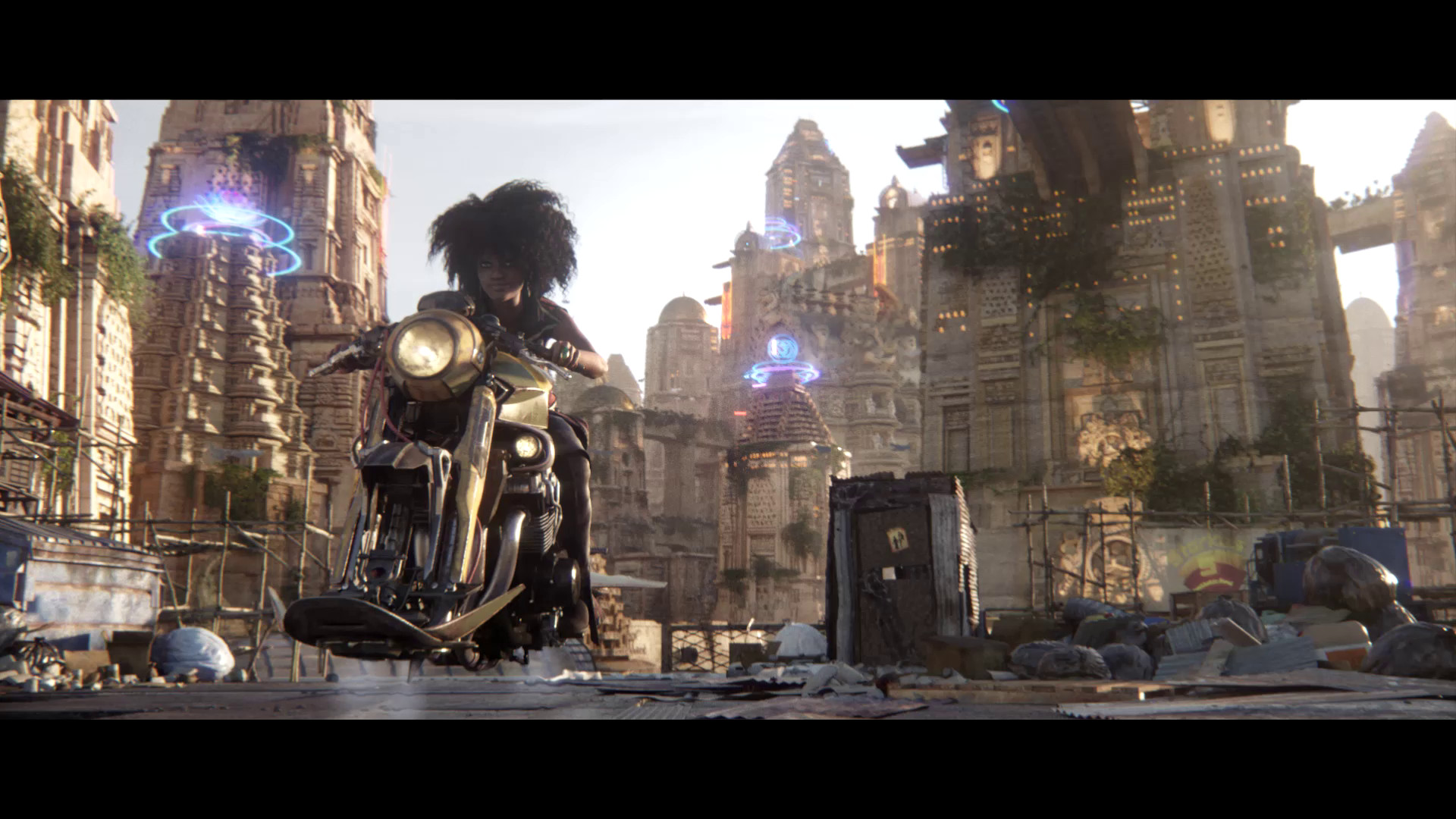 Patrice Louise Beyond Good And Evil 2 E3 2017 Flying Motobike