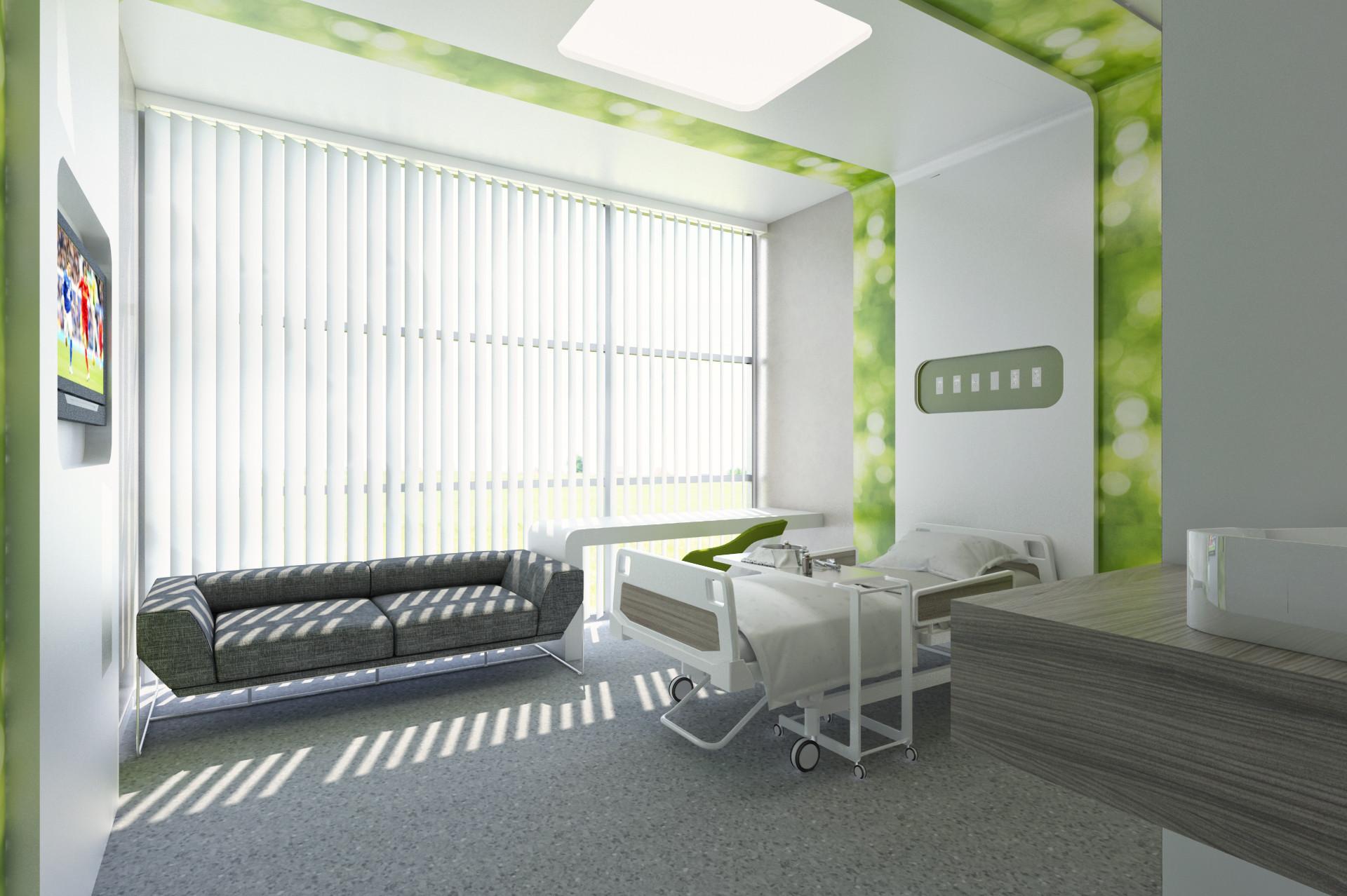 Mustafa arifoglu patient room 1
