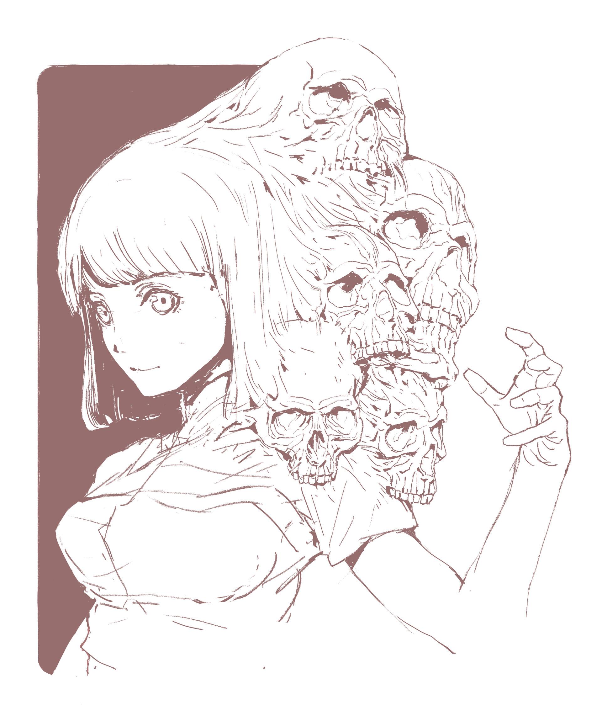 Ching yeh skull6