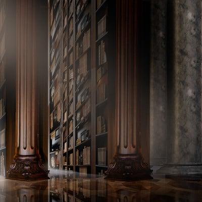 Caio santos library of ioun