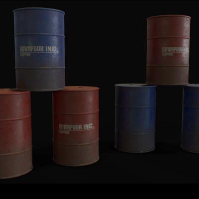 Philipp schmidt barrels