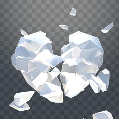 Tzu yu kao at broken glass heart