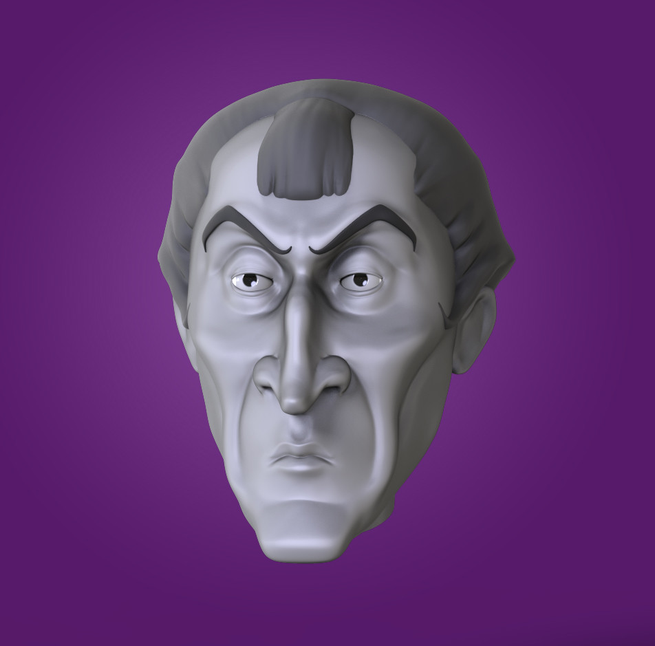 Frollo without his had