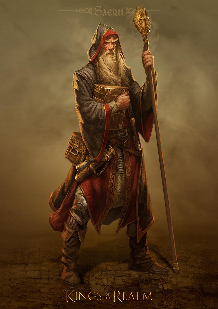 Denman rooke portrait2 human high magus saeru