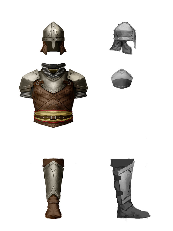 Conscript Armor