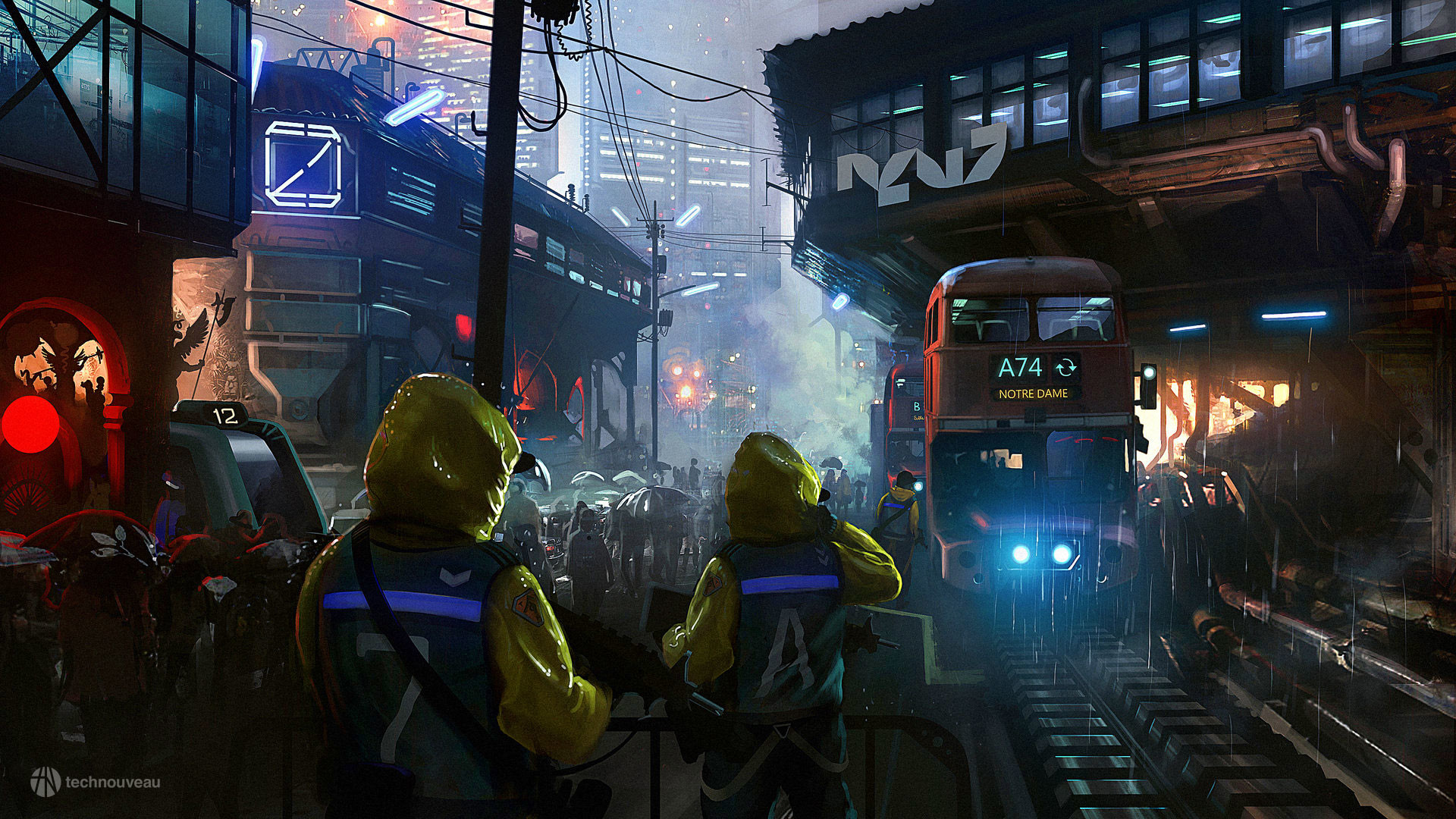 Rasmus poulsen cyberpunk city fullrez 2