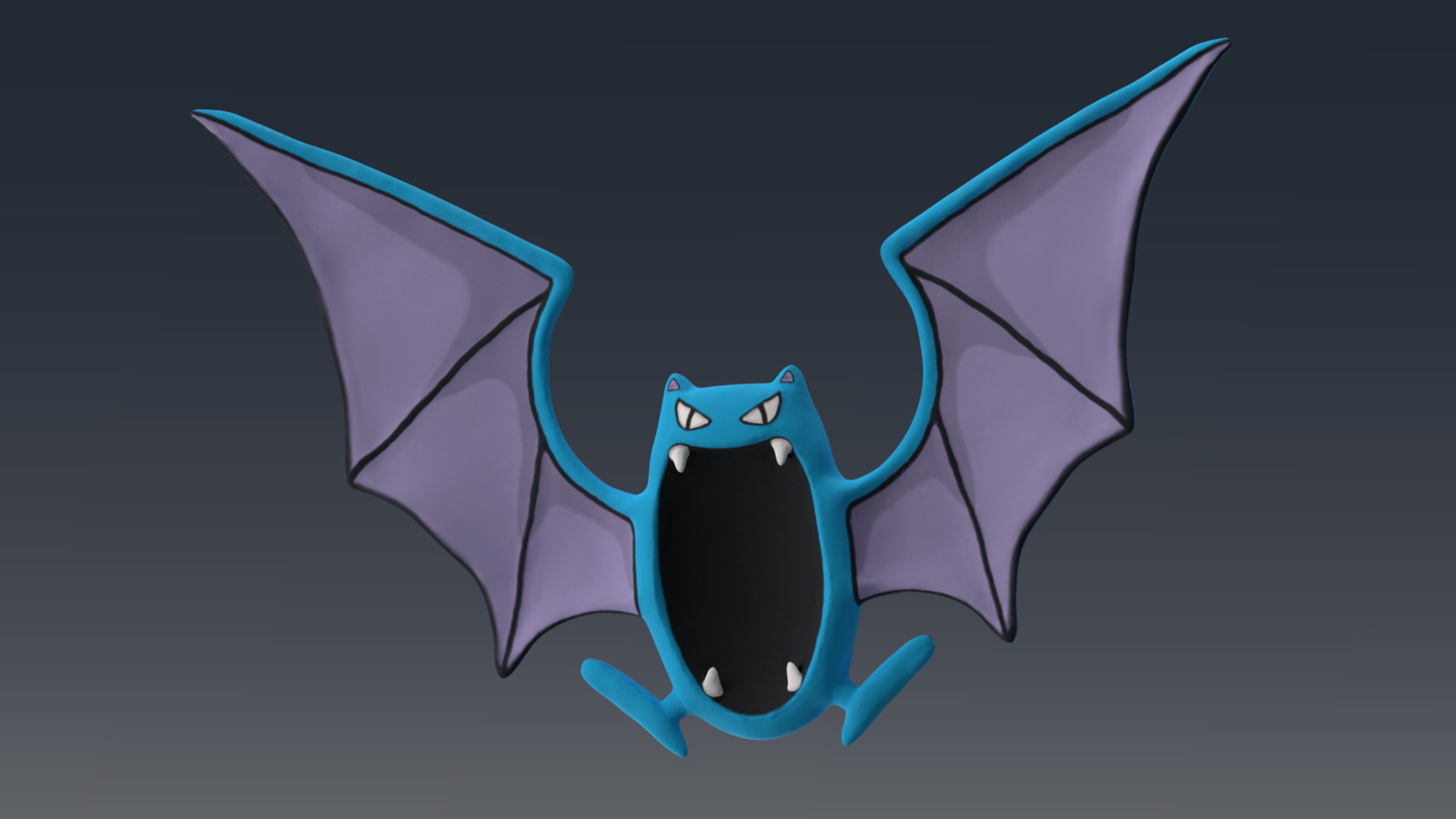 Pokemon 04: Golbat