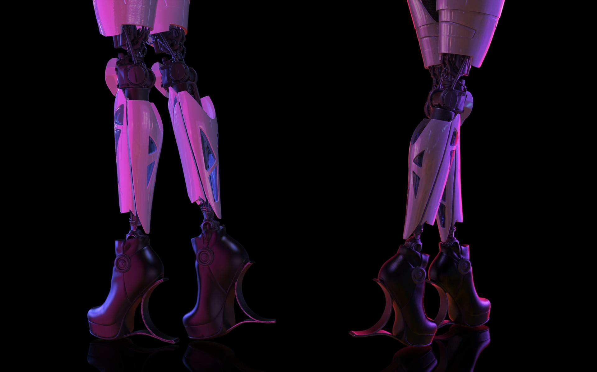 Tony skeor legs