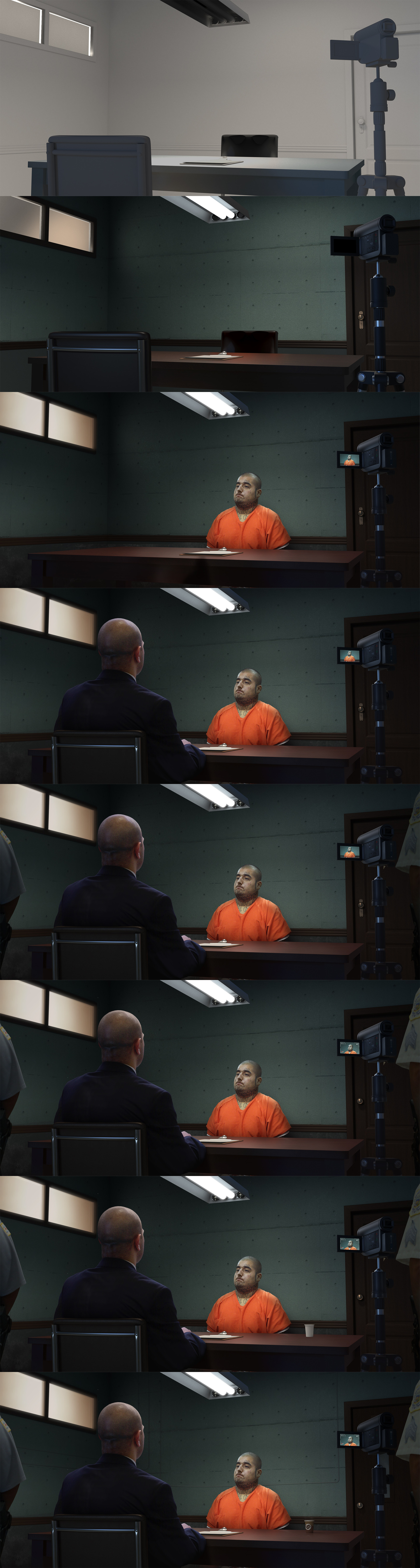 Pavel proskurin interrogation proc