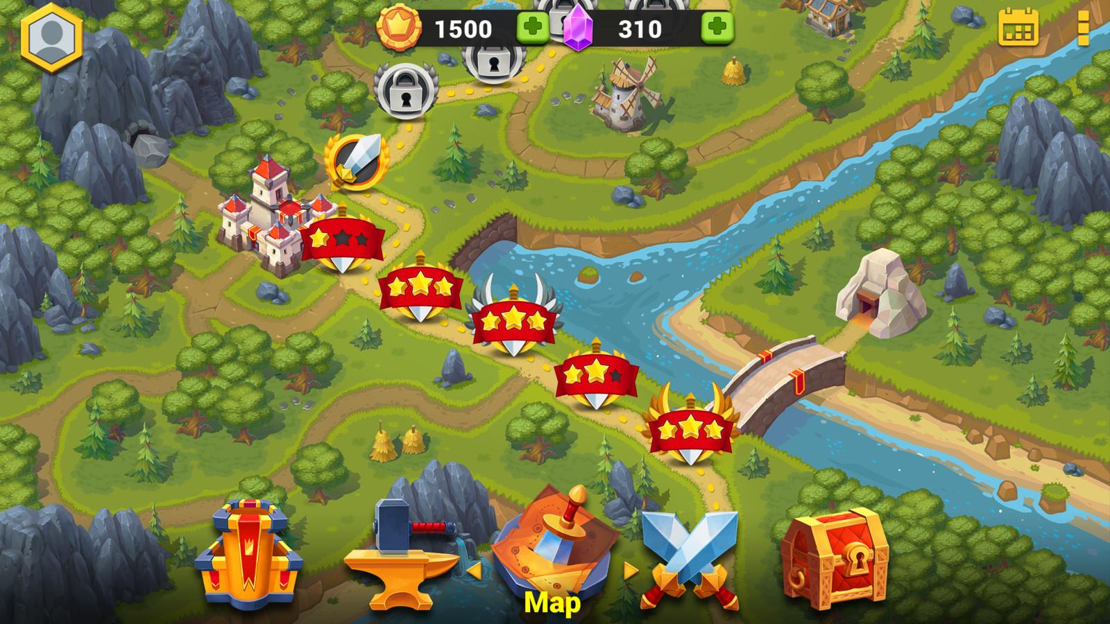 Map Screen