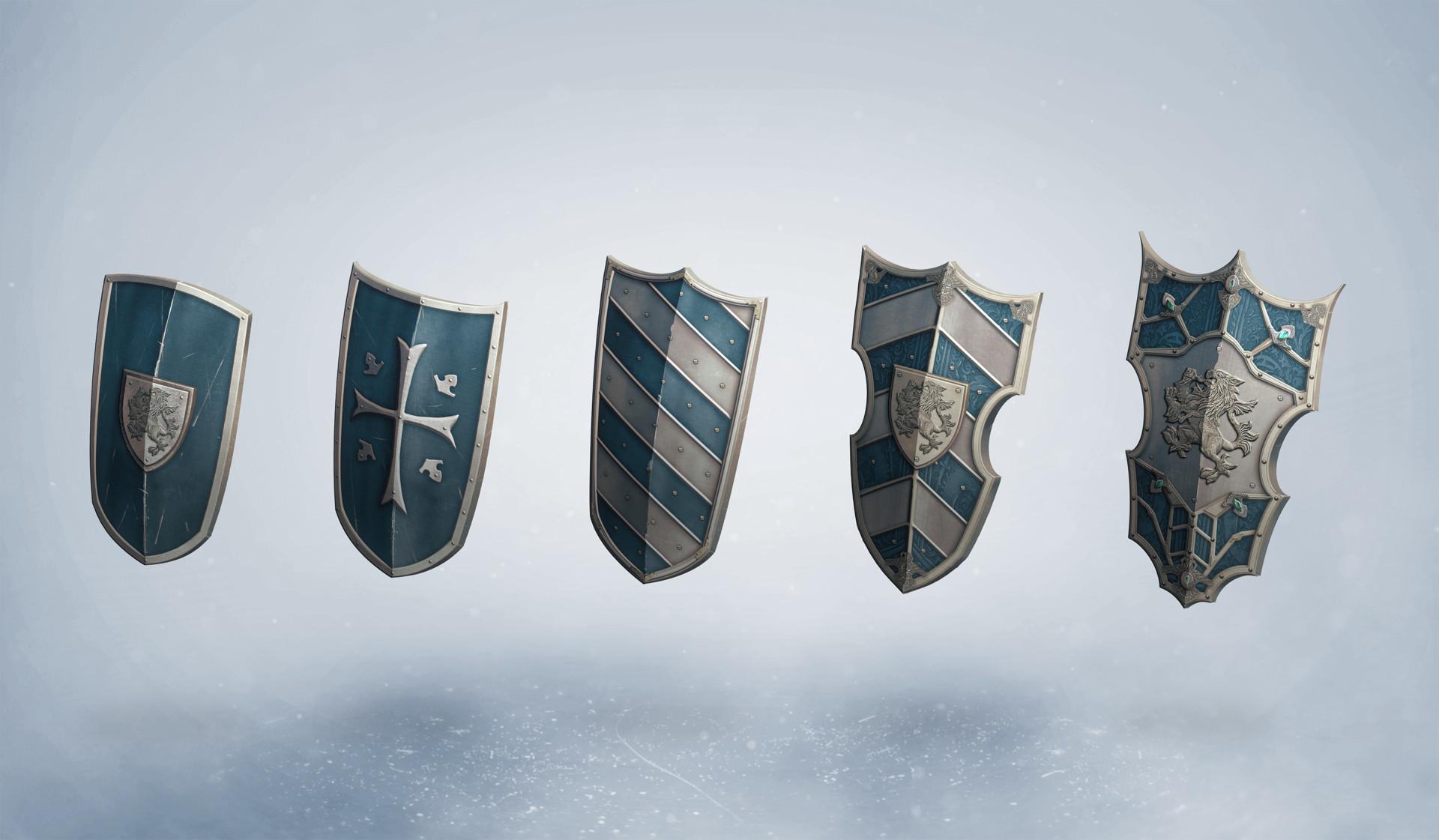George k shields pack 2
