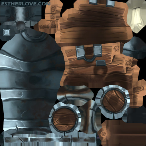 Esther love cannon texture estherlove